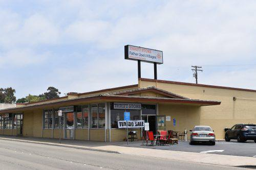One of our quality thrift stores is located in El Cajon.