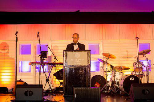 Deacon Jim at Children's Gala San Diego 2017