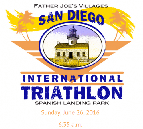 Father Joe's Village International Triathlon 2016