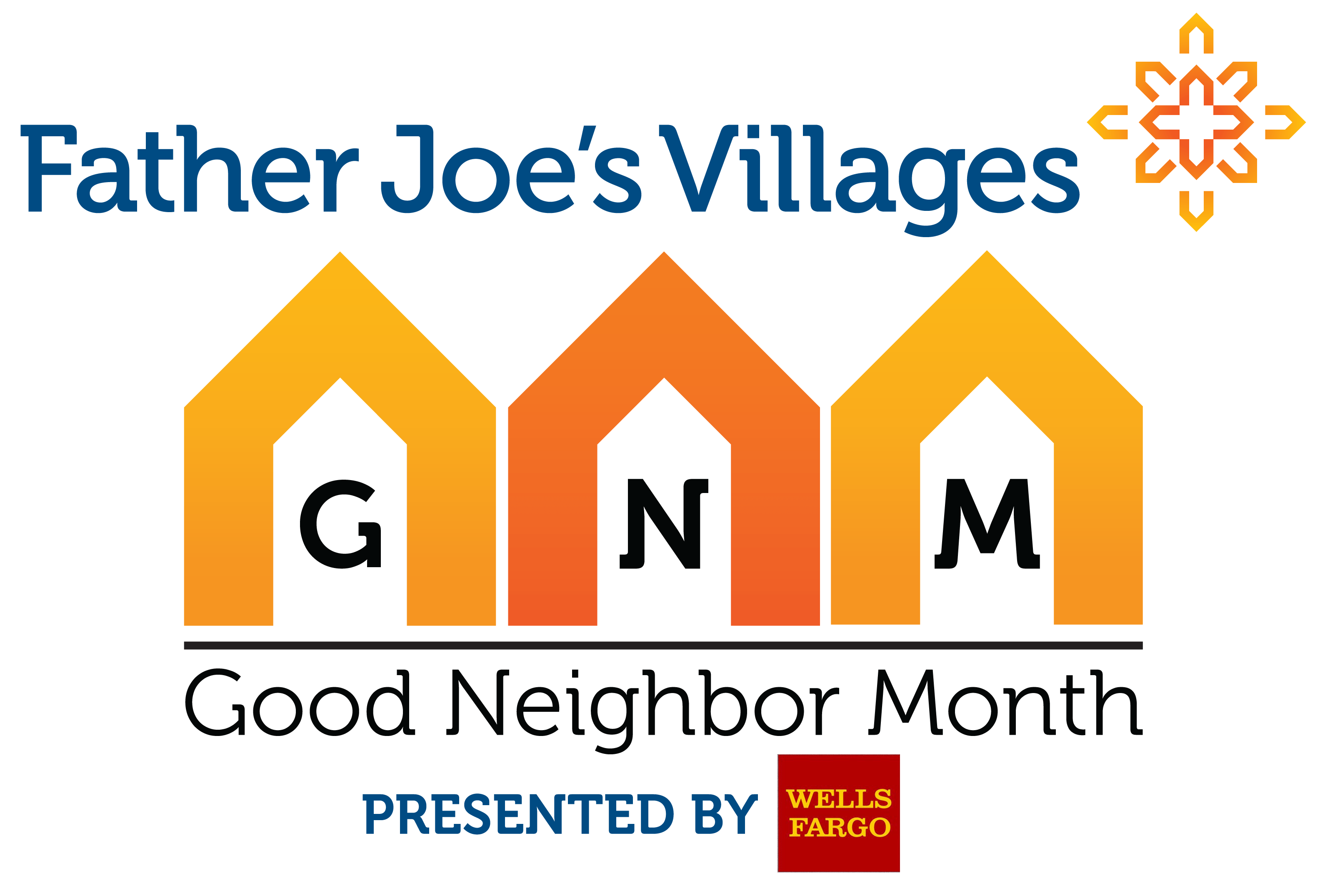 Deacon Jim, Wells Fargo President and Little Tommy Talk Good Neighbor Month