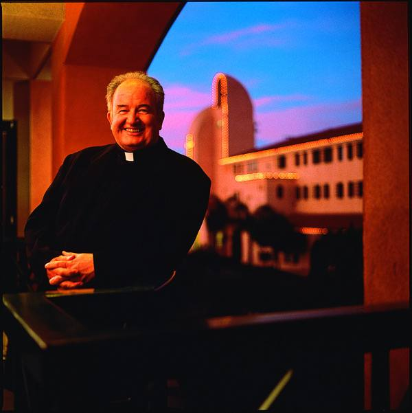 Father Joe Carroll President Emeritus Of Father Joe S