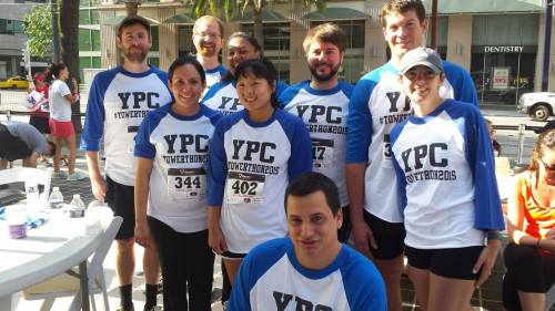 Young Professionals Collaborative - TowerThon