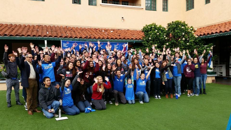 UCSD Volunteers