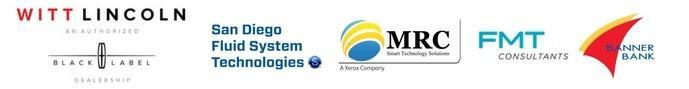 gala sponsorship logos