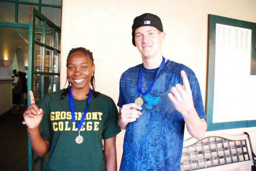 Teens in Father Joe's Villages' Teen Club have access to a range of fun and educational activities.