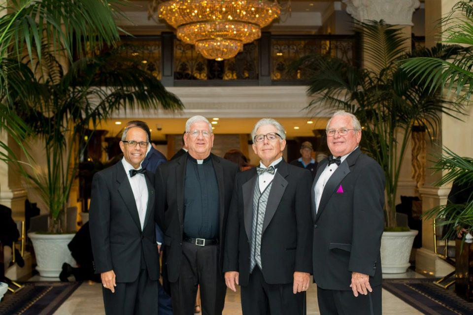 The gala presented awards two three honorees who contribute to Father Joe's Villages' mission.