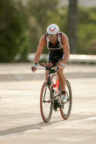 Cyclist 2017 San Diego International Triathlon