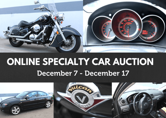 online specialty car auction