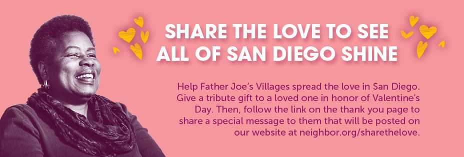 Share the love to see all San Diego shine footer