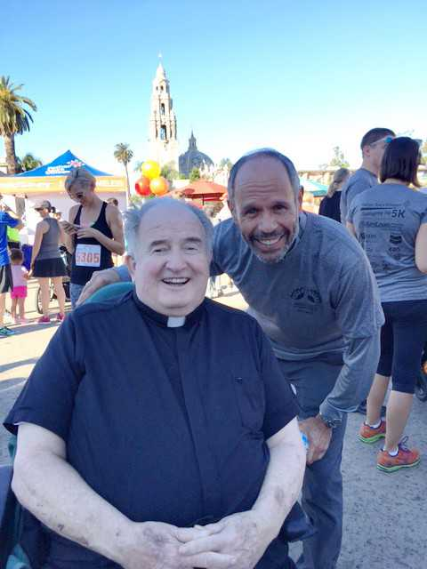 Father Joe and Deacon Jim