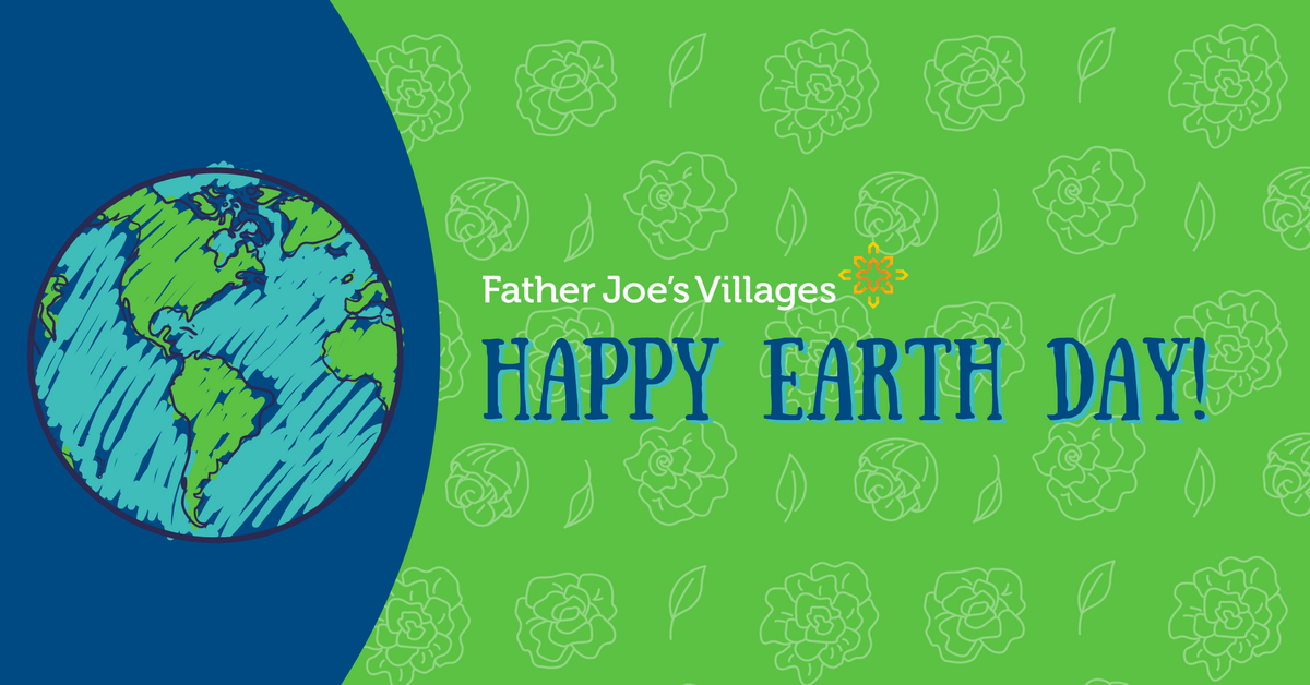 5 Ways Your Donations to Father Joe's Villages Help Save the Planet