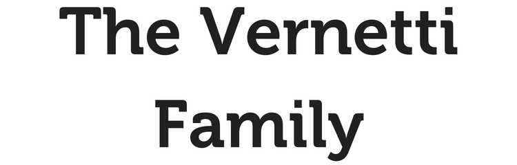Vernetti Family Logo - Sponsors for A Short Walk Home