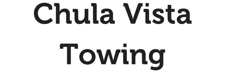 Chula Vista Towing Logo - Sponsors for A Short Walk Home