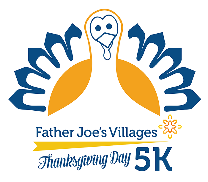 San Diego turkey trot thanksgiving 5K logo