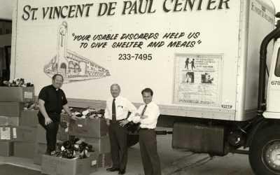 St. Vincent de Paul Center is Born