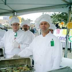 Freddie Evarkiou Culinary Arts Program Launches