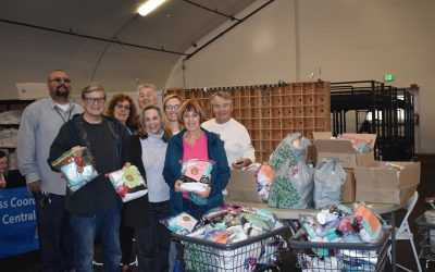 Corporate In-Kind Donations for Father Joe's Villages