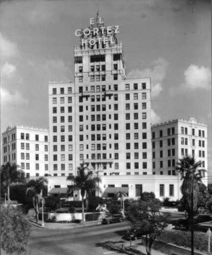 San Diego El Cortez Hotel