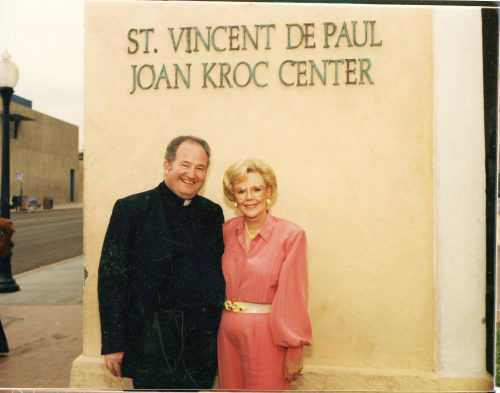 St Vincent de Paul Joan Kroc Center Opens
