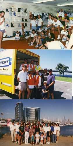 1990 Volunteers Provide 64000 Hours of Service