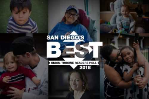 2018 Father Joe Villages Named San Diego Best Charity