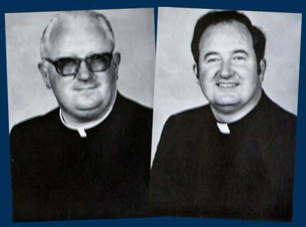 1980 Father Joe Assigned to St Rita Parish