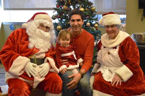 HO HO HO-liday Fun with Therapeutic Childcare