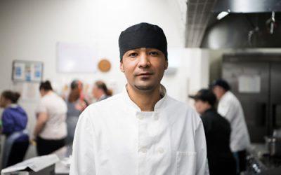 A Fresh Start: Alejandro Cooks Up a Better Future