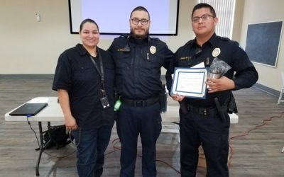 Staff Feature: Ortega de Leon Saves a Life