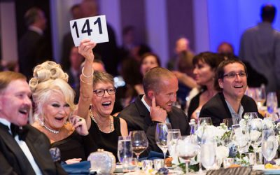 2019 Gala Raises $900,000 for Children & Family Programs