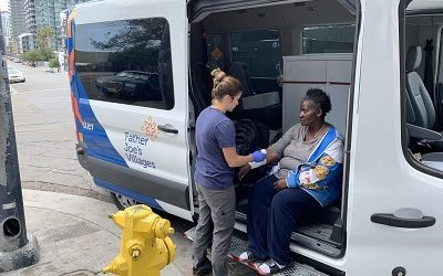 New Father Joe's Villages Street Health Program to Will Offer Outreach Health Services