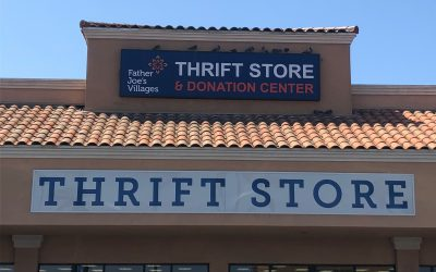 Shop Father Joe's Villages San Diego Thrift Stores
