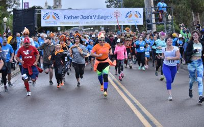 Six Reasons to Join Father Joe's Villages' Thanksgiving Day 5K