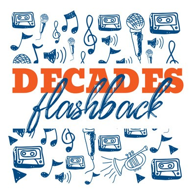 "Theatre Fundraiser: ""Decades - Flashback"""