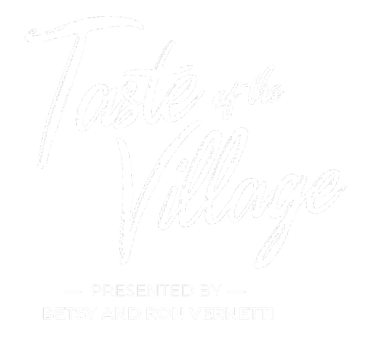 Taste of the Village Charity Event logo
