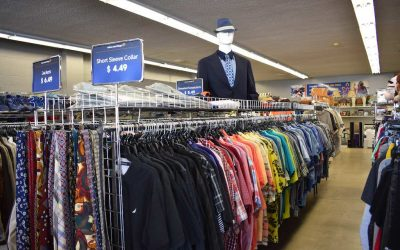 National Thrift Store Day at Father Joe's Villages
