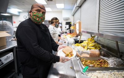Father Joe's Villages Food Services Program Serves as a Doorway to a Better Life