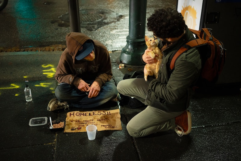 Real-World Ways to Help Someone Experiencing Homelessness