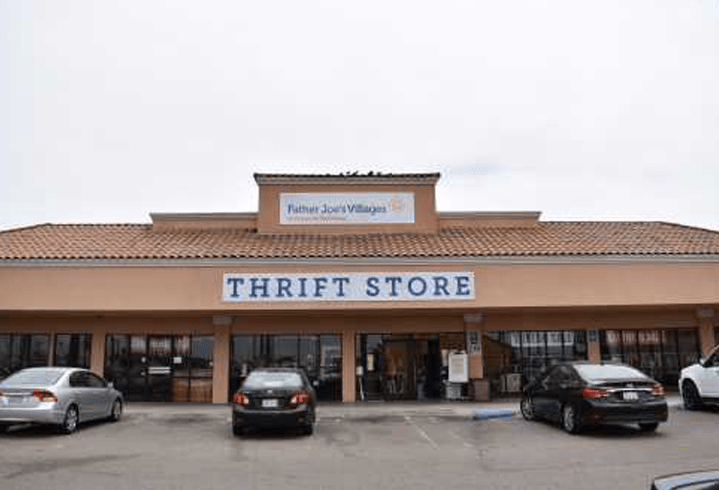 Image of Father Joe's Villages Thrift Store and Donation Center